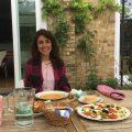 Olga, from Bilbao, Spain